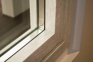 aluminio marco ventana