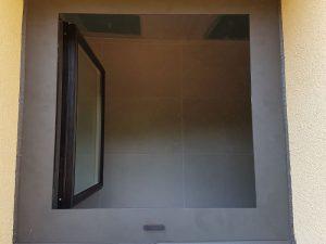 procesado ventanas de aluminio