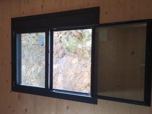 fabricación ventanas aluminio
