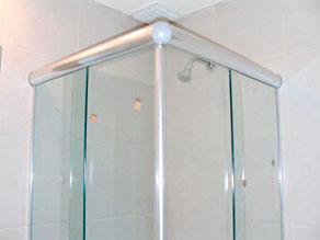 carpintería de aluminio baños