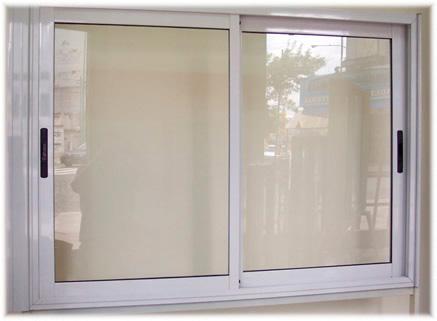 ventana corredera aluminio