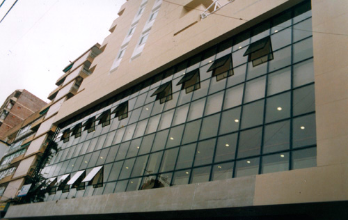 decoración vidrio