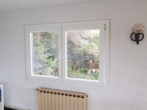 carpintería ventanas